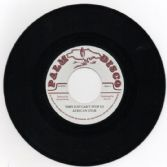 African Star - They Just Can't Stop Us / Sylvan Morris - Whip Lash (Palm Disco / Jamwax) EU 7""